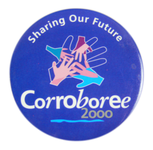 Corroboree 2000 was a two-day event in May 2000 organised by the Council for Aboriginal Reconciliation.