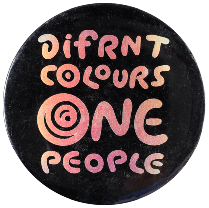 Difrnt colours one people