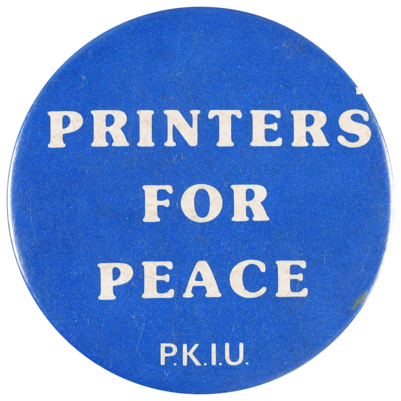 Printers for peace