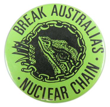 Break Australia's Nuclear Chain