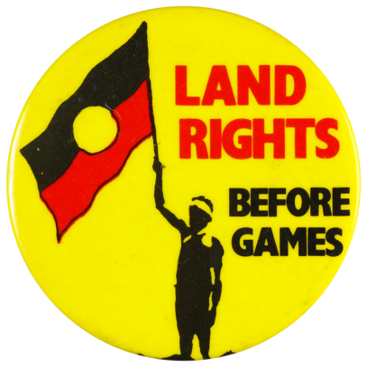 Land rights before games