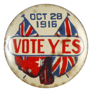 Vote yes, Oct 28 1916