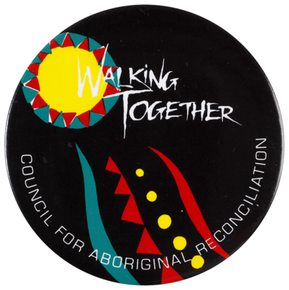 The Council for Aboriginal Reconciliation was established in 1991 to facilitate the process of reconciliation between indigenous and non-indigenous Australians. The Council's vision was: 'A united Australia which respects this land of ours; values the Aboriginal and Torres Strait Islander heritage; and provides justice and equity for all.' The Council's term ended in 2000, establishing Reconciliation Australia to continue the national focus on reconciliation.