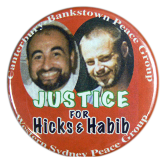 Justice for Hicks & Habib