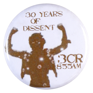 30 years of dissent, 3CR 855AM