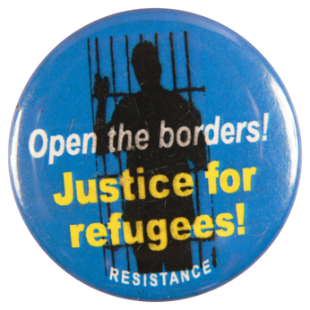 Open the borders! Justice for refugees!