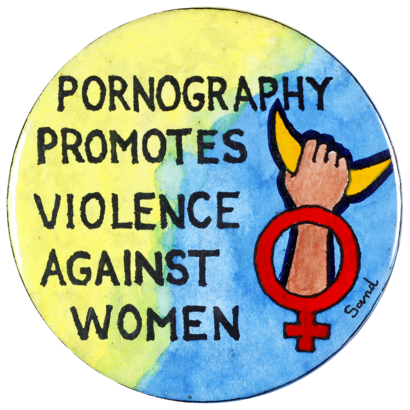 Pornography promotes violence against women