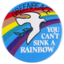 Greenpeace: you can't sink a rainbow